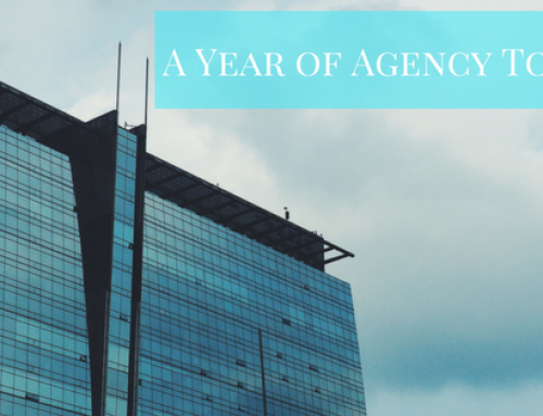 A Year of Agency Tours