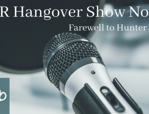 PR Hangover Show Notes: Farewell to Hunter Burin, 2017-18 Podcast Director