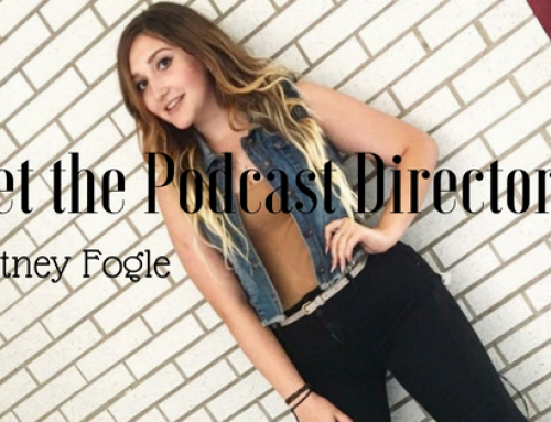Meet the Podcast Director: Courtney Fogle