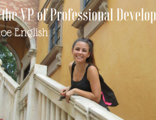 Meet the VP of Professional Development: Chloe English