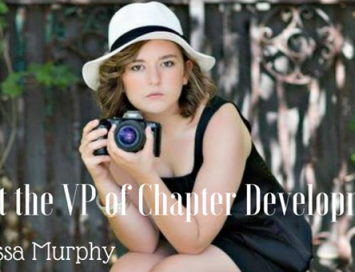Meet the VP of Chapter Development: Allyssa Murphy