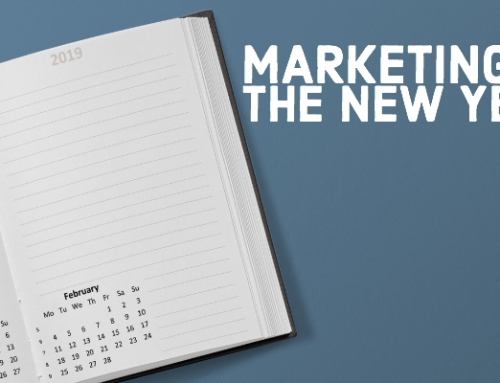 Marketing in the New Year