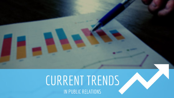Current Trends in Public Relations