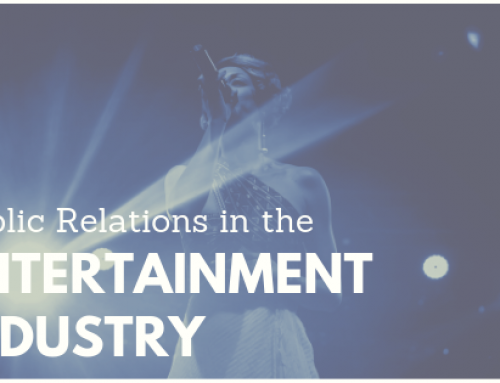 Public Relations in the Entertainment Industry