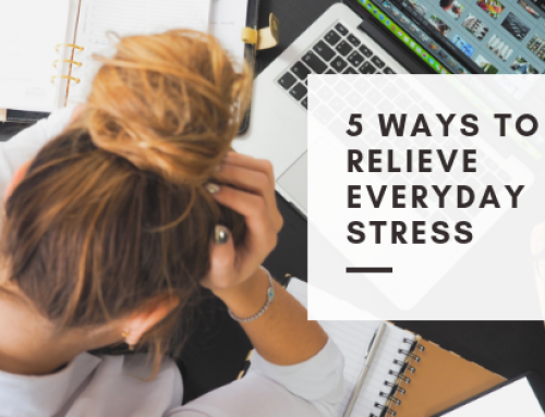 5 Ways to Relieve Everyday Stress