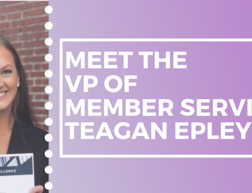 Meet the VP of Member Services: Teagan Epley