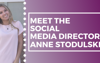 Meet the Social Media Director: Anne Stodulski
