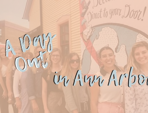 A Day Out in Ann Arbor