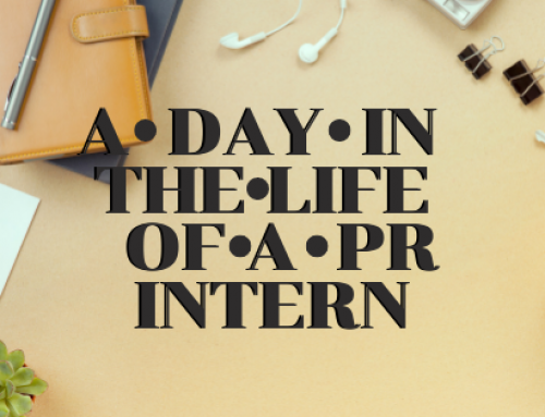 A Day in the Life of a PR Intern