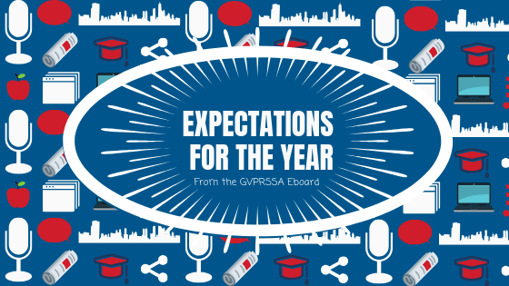 Expectations for the 2019-2020 Year with GVPRSSA