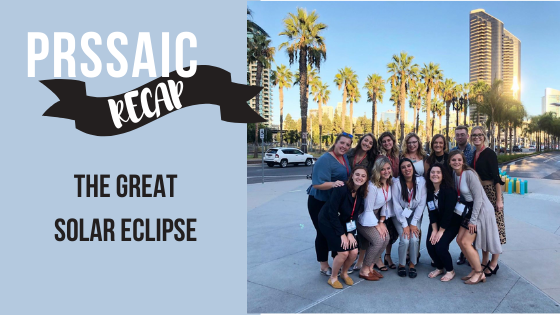 PRSSAIC Recap: The Great American Eclipse