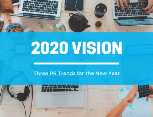 2020 Vision: Three PR Trends for the New Year