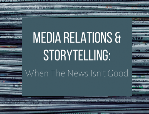 #TBT PRSSAIC Recap: Media Relations & Storytelling – When The News Isn't Good