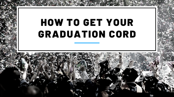 How to Receive a Graduation Cord From PRSSA