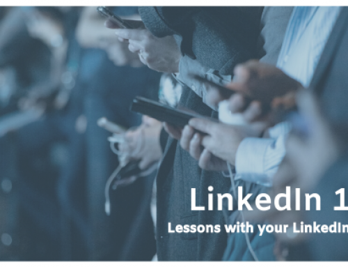 LinkedIn 101: Lessons With Your LinkedIn Liaison