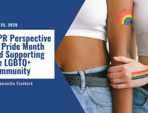 A PR Perspective on Pride Month and Supporting the LGBTQ+ Community