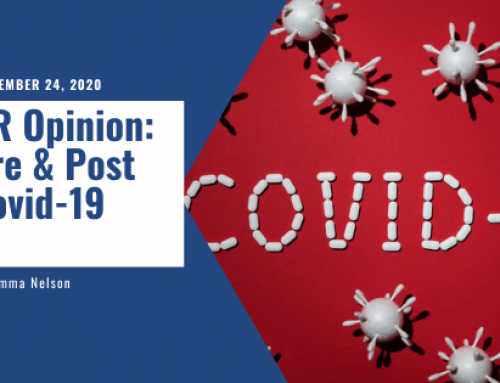 PR Opinion: Pre & Post Covid-19