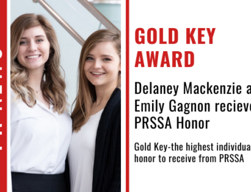Going Gold: Former GVPRSSA Alumnae Nominated with Gold Key Award
