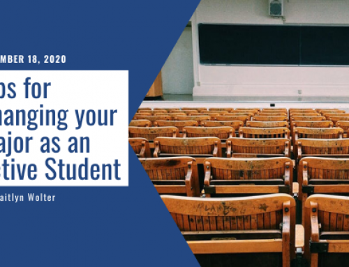 Tips for Changing your Major as an Active Student