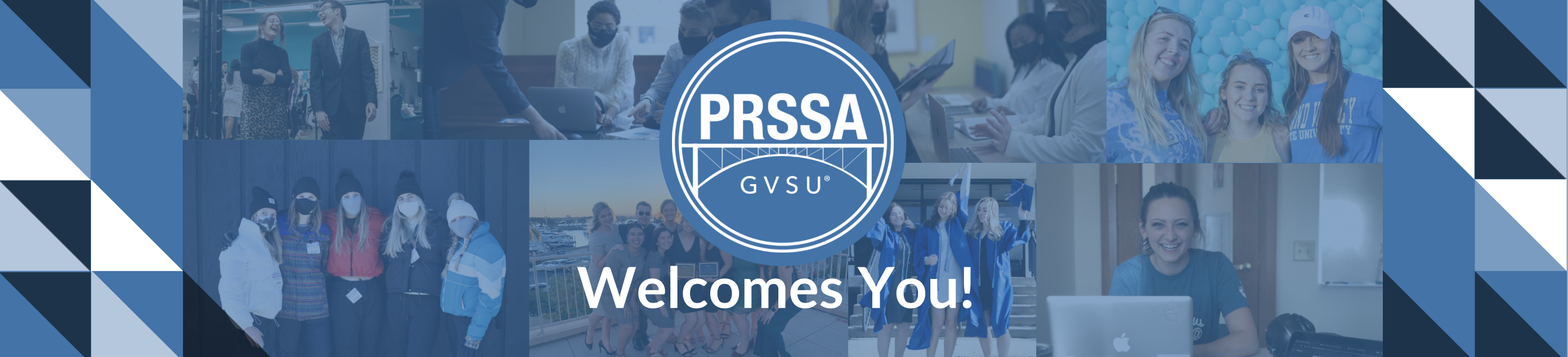 GV PRSSA Welcomes You