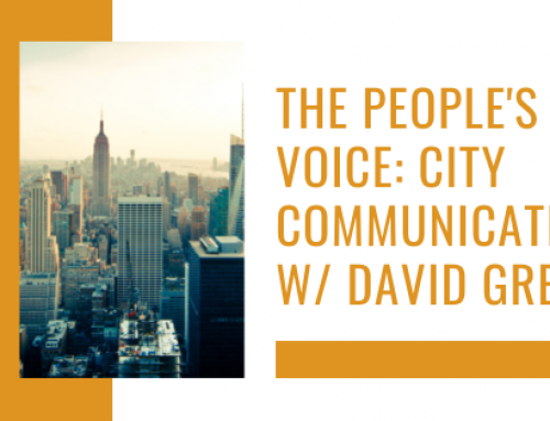 The People's Voice: City Communications w/ David Green