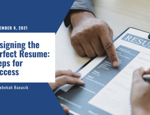 Designing the Perfect Resume: Steps for Success