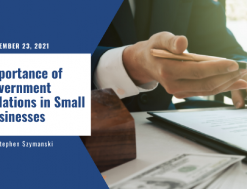 Importance of Government Relations in Small Businesses